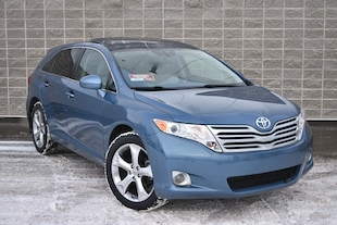 2011 Toyota Venza AWD V6 | Premium Package | Leather | Sunroof Sport Utility