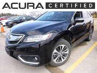 2018 Acura RDX AWD Elite | Certified Pre-Owned Sport Utility