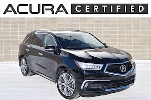 2017 Acura MDX AWD Elite | Certified Pre-Owned Sport Utility