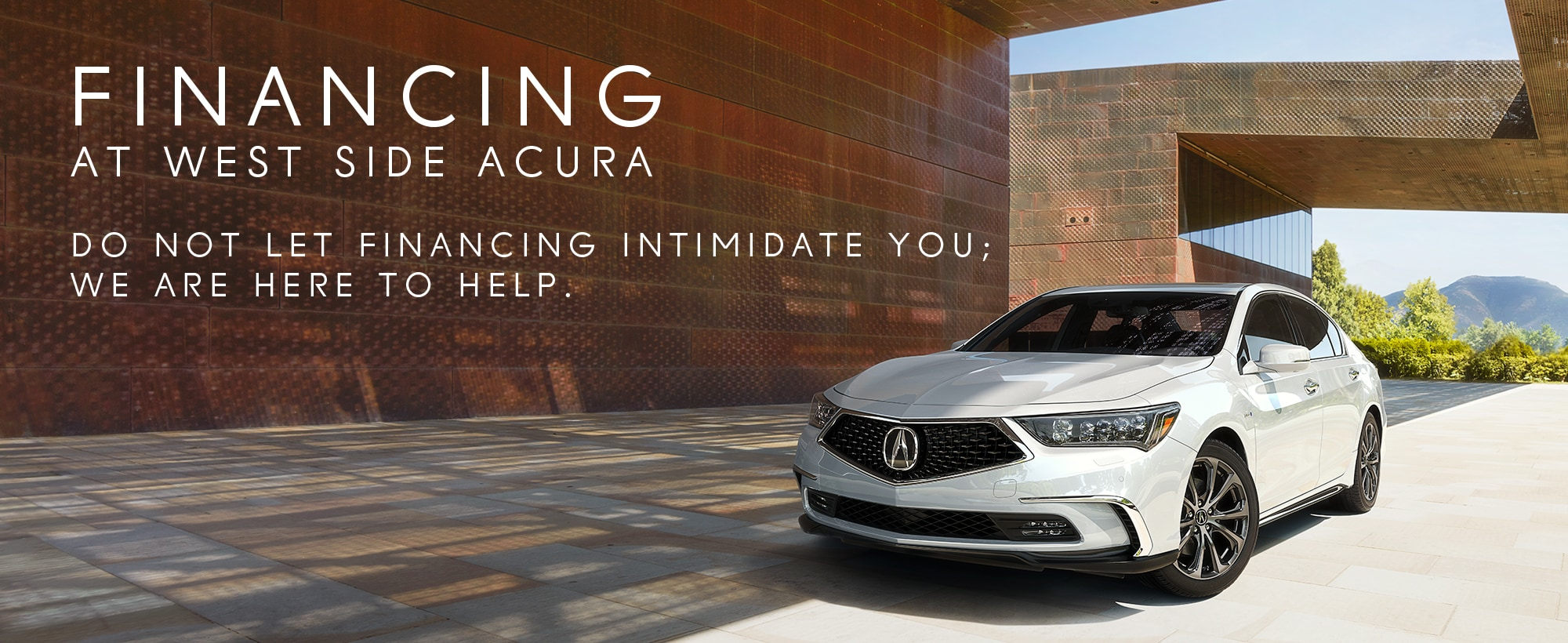 Acura Financing FAQ - West Side Acura
