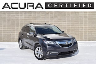 2016 Acura MDX AWD Elite | Certified Pre-Owned Sport Utility