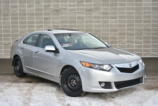 2009 Acura TSX Technology | Nav | Leather | Two Sets of Wheels Car