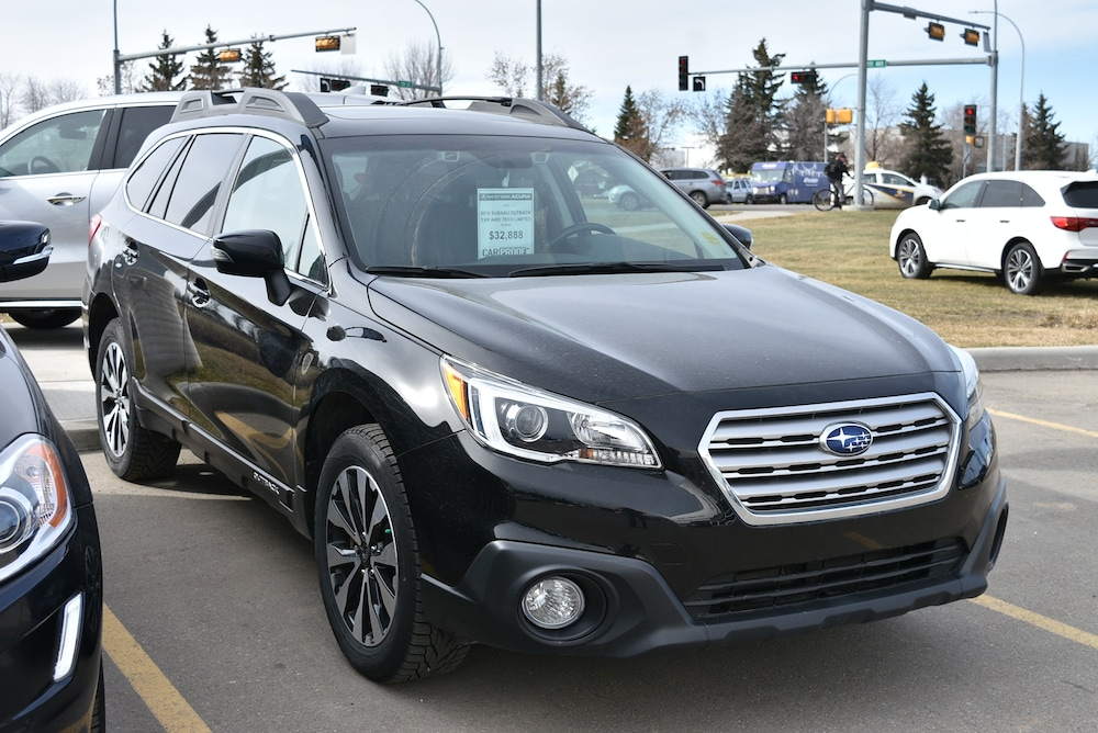2016 Subaru Outback 3.6R Limited | Technology | Nav  Sport Utility