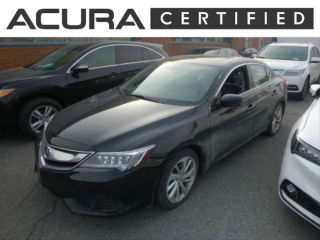 2016 Acura ILX Premium   Certified Pre-Owned Car