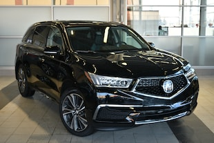 2019 Acura MDX Technology Sport Utility