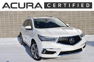 2017 Acura MDX AWD Elite | Certified Pre-Owned SUV