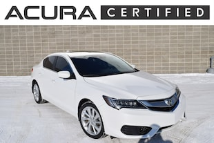 2017 Acura ILX Premium | Certified Pre-Owned Car