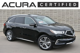 2017 Acura MDX Elite 6 Passenger | Certified Pre-Owned Sport Utility