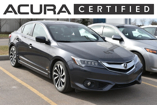 2016 Acura ILX A-Spec Technology | Certified Pre-Owned Car