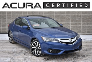 2017 Acura ILX A-Spec | Certified Pre-Owned Car