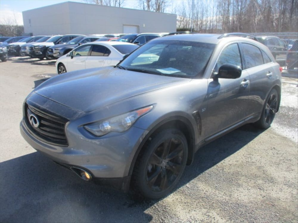 2016 INFINITI QX70 Sport | Nav | Panoramic Roof | Surround Camera Sport Utility