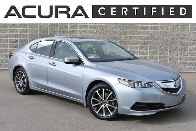 2015 Acura TLX AWD Tech   Certified Pre-Owned Car