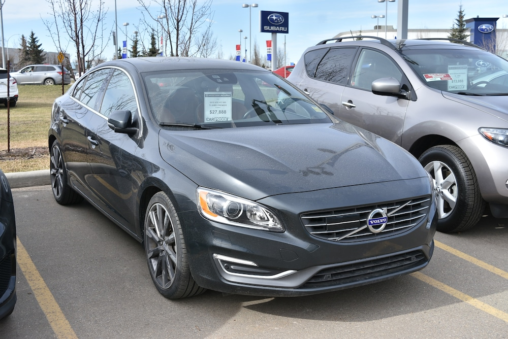 2015 Volvo S60 T5 AWD Premier Plus | Sport | Technology  Car