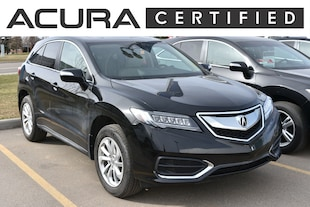 2016 Acura RDX AWD Tech | Certified Pre-Owned Sport Utility