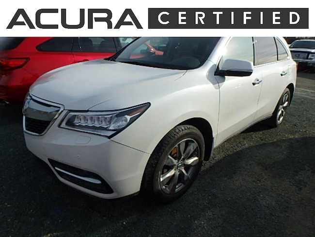 2015 Acura MDX AWD Elite | Certified Pre-Owned Sport Utility