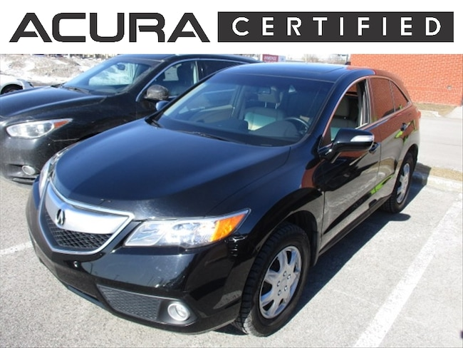 2015 Acura RDX AWD | Certified Pre-Owned Sport Utility