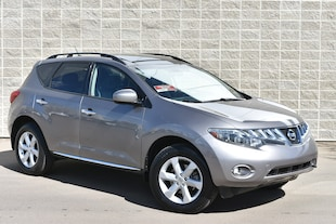 2010 Nissan Murano SL Technology AWD | Leather | Sunroof | BOSE Sport Utility