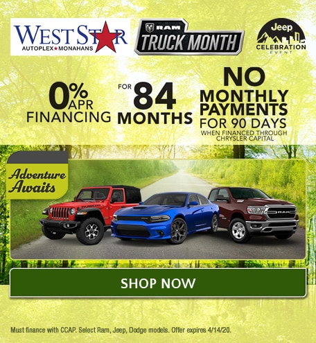 0% APR for 84 months and No Payments for 90 Days