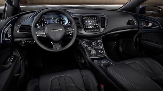 Chrysler 200 Mpg >> New 2015 Chrysler 200 Monahans Tx Weststar Near Odessa
