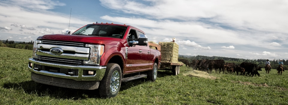 New Ford F-250 Work Truck
