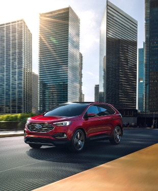 New Ford Edge Anson