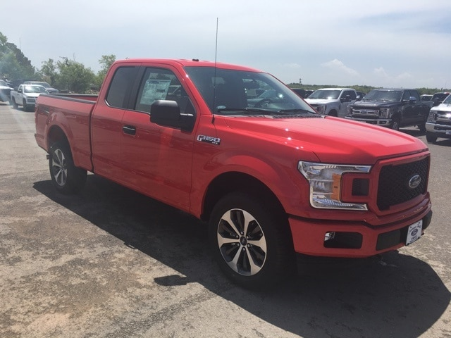 New 2019 Ford F-150 STX Truck for sale in Anson, TX