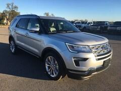 New 2019 Ford Explorer Limited SUV for sale near Abilene TX