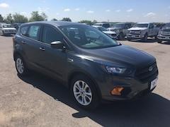 New 2019 Ford Escape S SUV for sale near Abilene TX
