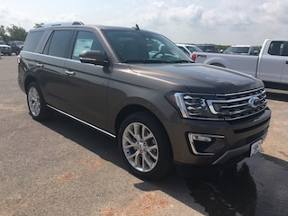 New 2019 Ford Expedition Limited SUV for sale near San Angelo TX