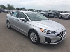 New 2019 Ford Fusion S Sedan for sale near Abilene TX