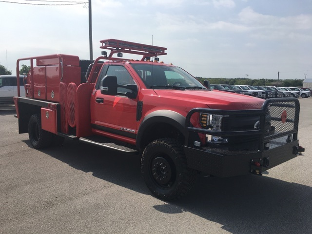 2019 Ford F-550 XL Cab/Chassis