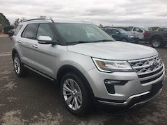 New 2019 Ford Explorer Limited SUV for sale near Abilene TX