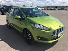 New 2018 Ford Fiesta SE Sedan for sale in Anson TX
