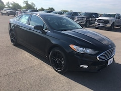 New 2019 Ford Fusion SE Sedan for sale near Abilene TX