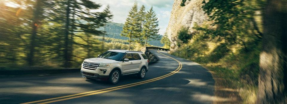 New Ford Explorer | Texas