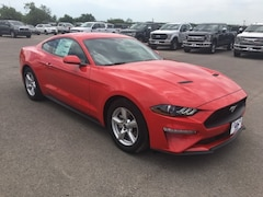 New 2019 Ford Mustang Ecoboost Coupe for sale in Anson TX