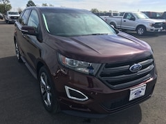 New 2018 Ford Edge Sport SUV for sale near Abilene, TX