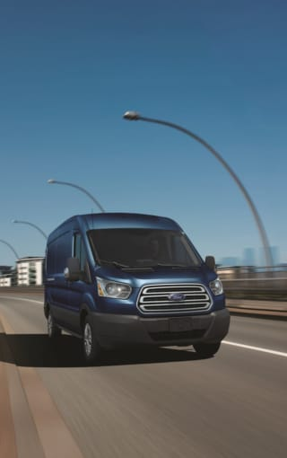 New 2018 Ford Transit Van Near Snyder TX