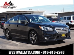 2017 Subaru Legacy 2.5i Limited with Sedan