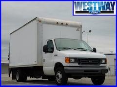 2007 Ford E-450 Cutaway Base Truck