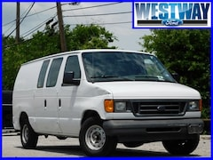 2003 Ford E-150 Commercial Van Cargo Van