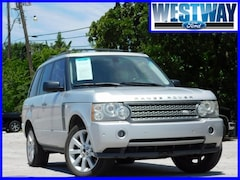 2006 Land Rover Range Rover Supercharged SUV