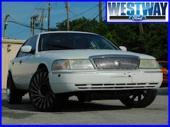 2005 Mercury Grand Marquis LS Sedan