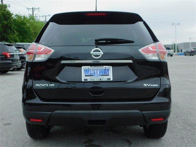 Used 2016 Nissan Rogue For Sale at Westway Ford | VIN: KNMAT2MVXGP680617