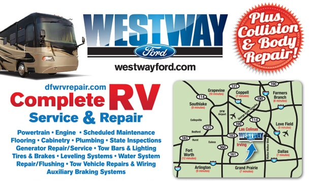 RV Service and Repair in Dallas