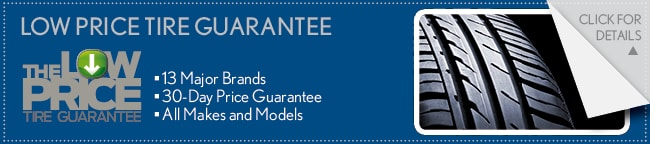 Low Tire Price Guarantee Coupon, Las Colinas