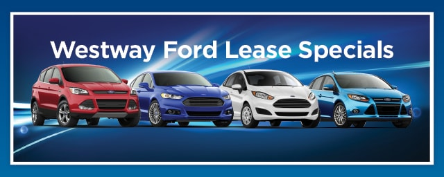 New Ford Lease Specials, Irving, Las Colinas, Texas
