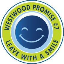 Westwood Promise #7 Leave with a Smile