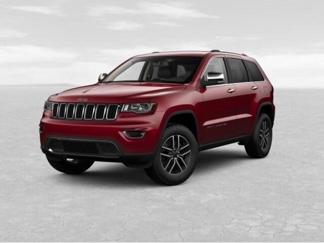 New 2018 Jeep Grand Cherokee LIMITED 4X4 Sport Utility near Danbury CT