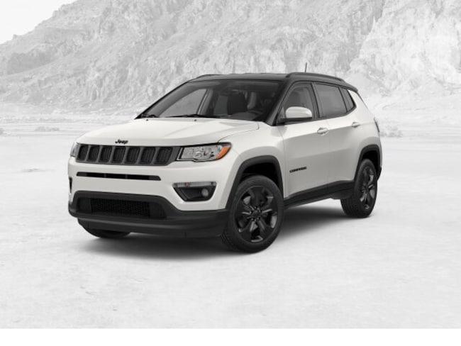 New 2018 Jeep Compass ALTITUDE 4X4 Sport Utility near Danbury CT